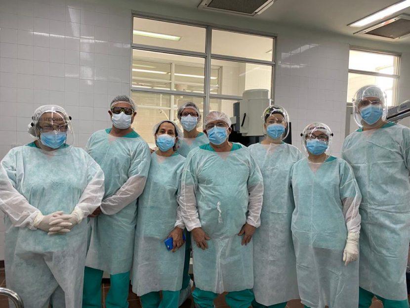 Una vez más, el Hospital Pediátrico Juan Pablo II muestra el nivel de profesionales y de servicio que brinda a la sociedad correntina.
