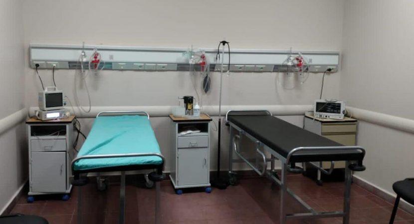 Se trata de un sector esencial por la cantidad de cirugías programadas y de urgencia que se llevan a cabo en esa institución, que son entre 8 y 15 por día.